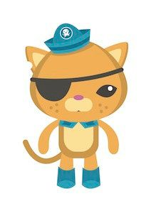 The Octonauts Printable Poster - Pick Your Favourite via Etsy