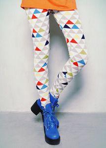 pyramid leggings