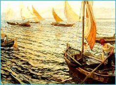 """""""ettore tito"""" Laguna - Eugenio da Venezia"""