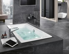 Whirlpool Bad Vrijstaand : Beste afbeeldingen van baden vrijstaand en inbouw in