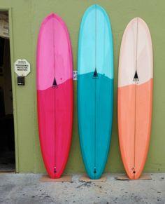 Pick your Banana... harboursurfboards.com
