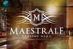 Maestrale - Classy Elegant Logo by PenPal on Creative Market