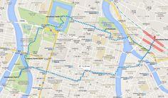 Hiroshima self guided walking tour