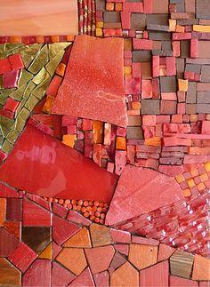 Vaishali Sanghavi Mosaic and Mixed-Media Art Mosaic Crafts, Mosaic Projects, Stained Glass Projects, Mosaic Art, Mosaic Glass, Glass Art, Mosaic Ideas, Mosaic Designs, Mosaic Patterns