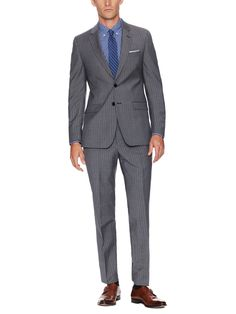 Pinstripe Suit by Mr. Brown by Duckie Brown at Gilt
