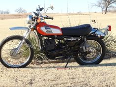 March 2011 BOM- MarkC's 1975 DT250B - Page 2 - YamahaEnduro.com