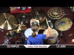 ▶ Igor Falecki - Sabian Cymbal Vote 2014 part 4 - YouTube