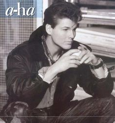 a-ha, vocalist Morten Harket.