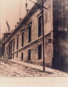 HISTORIA Y CRÓNICAS DE LOS PUEBLOS DEL ESTADO BOLÍVAR -Américo Fernández-: Primeros Colegios de Guayana