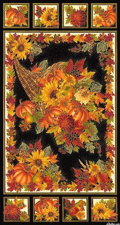 Harvest Church, Fall Harvest, Fall Memes, Metal Pumpkins, Beautiful Flowers Wallpapers, Church Banners, Novelty Fabric, Water Art, Panel Quilts