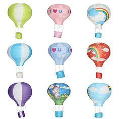 JTC 9Stk.Heißluftballon Form Süß Papier Lampion Lampensch... https://www.amazon.de/dp/B012V891Q2/ref=cm_sw_r_pi_dp_x_xcYKyb9GSA3HW