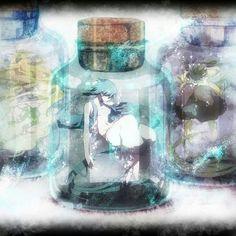 Magi  In A Bottle