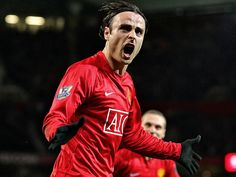Dimitar Ivanov Berbatov is a Bulgarian footballer, who plays as a striker for Fulham. He captained the Bulgarian national team from 2006 to 2010, and is its all-time leading goalscorer. He has also won the Bulgarian Footballer of the Year a record seven times, surpassing the number of wins by Hristo Stoichkov.