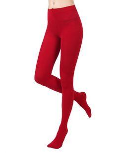 e0101f69a Doublju Women`s Colorful Leggings Tights ♥ Thigh High Socks