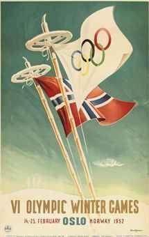 1952 - Oslo, Norway