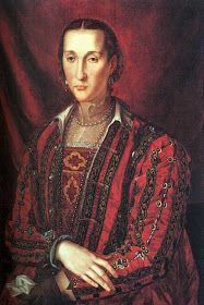 Page of Portrait of Eleanora di Toledo by BRONZINO, Agnolo in the Web Gallery of Art, a searchable image collection and database of European painting, sculpture and architecture Web Gallery Of Art, National Gallery Of Art, Italian Paintings, European Paintings, Photo Mug, Royal Academy Of Arts, Portraits, Italian Art, Shades Of Red