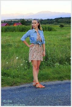 OOTD: Sweet summer ~ By Dee make-up and more
