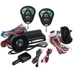 Avital 1-way Security System – Dougie's Billiard & Gift Shop- Only $169.99