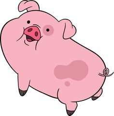 Hello, I'm Waddles. Do you want to be my friend?