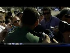 Alex Rodriguez arrives at Spring Training: Arod answers media questions. The Yankees Hot Stove crew takes a look at the arrival of Alex Rodriguez and breaks down what his role may be in 2015. Subscribe for daily sports videos!