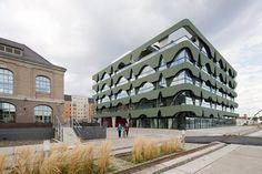 Labels 2 - Berlin, Германия - 2010 - HHF Architects