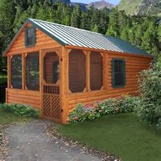 images about My Cabin on Pinterest Tiny Cabins