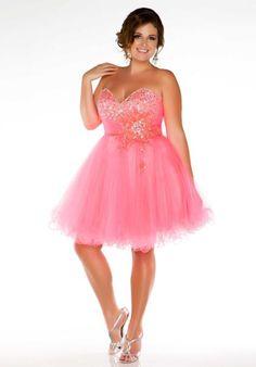 Fabulouss Plus Size Dress 81790F at Peaches Boutique
