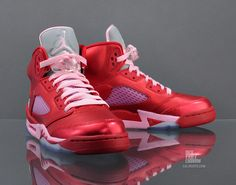 "Air Jordan V GS ""Valentine's Day"""