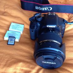 Canon Eos 550D + Tamron 17-50mm F2,8 2 Batt. SD16gb  Filtro Uv Slim