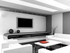 Оформляем квартиру в стиле хай-тек (фотообзор) в Екатеринбурге - E1.ДОМ