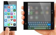 iPhone 6 Concept Multifunctional Gadget