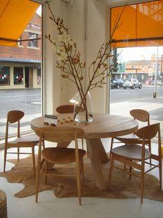 Mark Tuckey dining table. Love love love