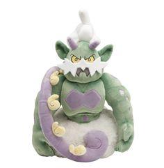 Pokemon Center Tornadus Boreos Boréas Plush Doll.shopper bag With gift #PokemonCenter
