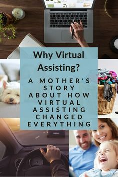 A mother's story about how Virtual Assisting changed everything! She needed a side hustle to bring in extra money for her family and it became so much more! Home Based Business, Online Business, Business Ideas, Midlife Career Change, Virtual Assistant Services, Online Entrepreneur, Blog Writing, Work From Home Moms, Setting Goals