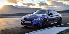 The 2018 BMW M4 CS Is Here With 454 Horses but No Manual Transmission   The CS is here to be your track-day Bimmer bridging the gap between the M4 Competition Package and the crazy M4 GTS.  Last year BMW brought out the thoroughly wild M4 GTS a 500-hp track weapon that took the M4 to an all-new extreme. The GTS's only flawother than its $15000 price tag and the fact that BMW only brought 300 of them to the U.S.was that it ended up being a little too hardcore for most folks to use as a street…