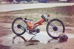 At the latest Hamburg Harley Days, the winning bike wasn't a big-budget Milwaukee build. It was Danny Schramm's tiny but incredible Kreidler.