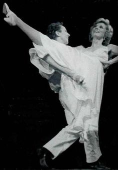 Princess Diana danced at Albert Hall with ballet instructor,  Wayne Sleep as a special birthday present surprise for Prince Charles.  Enjoy RUSHWORLD boards, DIANA PRINCESS OF WALES EXTENSIVE PHOTO ARCHIVE, UNPREDICTABLE WOMEN HAUTE COUTURE and WEDDING GOWN HOUND. Follow RUSHWORLD! We're on the hunt for everything you'll love!