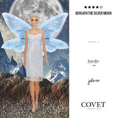 ✨Covet Fashion   Event/Theme: Beneath the Silver Moon✨