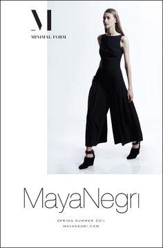 Maya Negri catalogue // koniak design