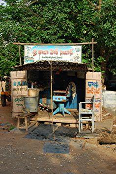 Barbershop...Raja Hair Style...