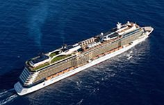 A ship I would love to sail on...Celebrity Silhouette