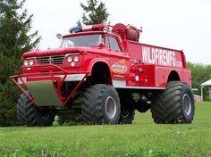 Image detail for -Dodge Fire Truck information: