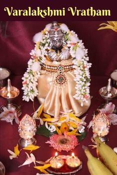 38 Best Varalakshmi Vratham images in 2018
