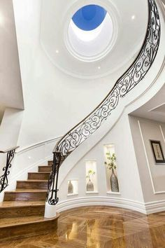 Stairs, House Design, Building Companies, Real Estate, Mansions, Cottage Homes, Interior Design, Home Decor