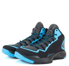 Jordan Superfly 2 - Black Dark Powder Blue (645058 006)
