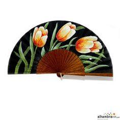 Black tulips fan                                                       …