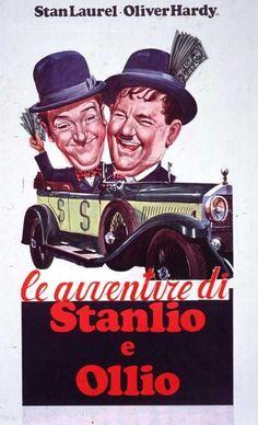 Sotto Zero - Le avventure di Stanlio e Ollio (1930) | FilmTV.it