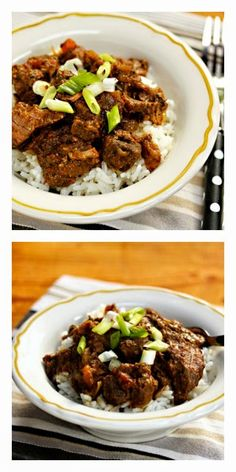 Slow Cooker Sindhi Beef Curry from The Perfect Pantry sounds delicious ...