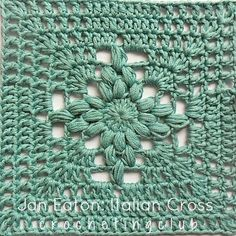 Transcendent Crochet a Solid Granny Square Ideas. Inconceivable Crochet a Solid Granny Square Ideas. Point Granny Au Crochet, Crochet Squares Afghan, Crochet Motifs, Crochet Blocks, Granny Square Crochet Pattern, Crochet Chart, Love Crochet, Crochet Doilies, Crochet Stitches