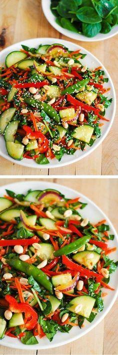 recetas-de-ensaladas-verdes-con-habichuela-y-nueces